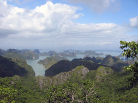 Halong Bay | Scenery