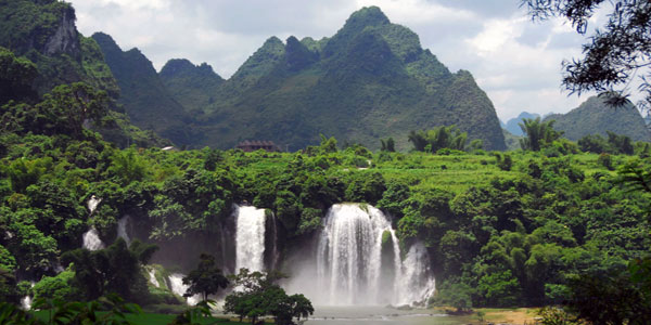 Ban Gioc waterfall | North East Vietnam