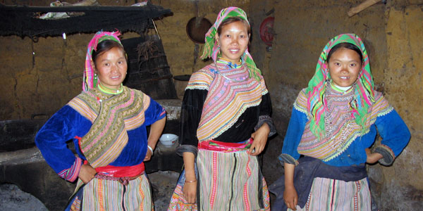 Sapa | Flower Hill Tribe