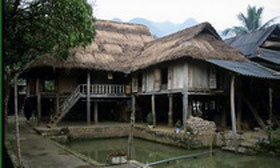 Mai Chau | Stilt house